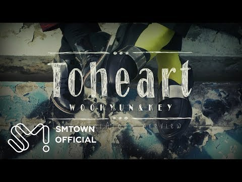 Toheart (WooHyun & Key) Preview Video
