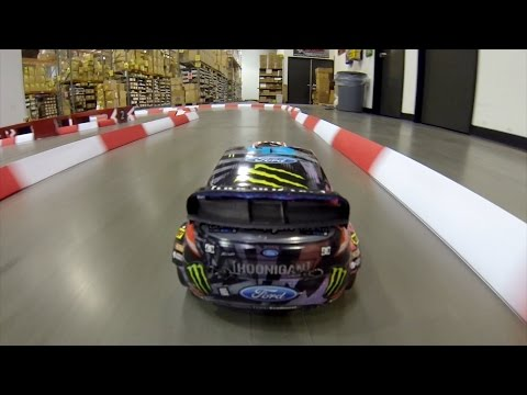 GoPro: RC Tribute to Ken Block's Gymkhana