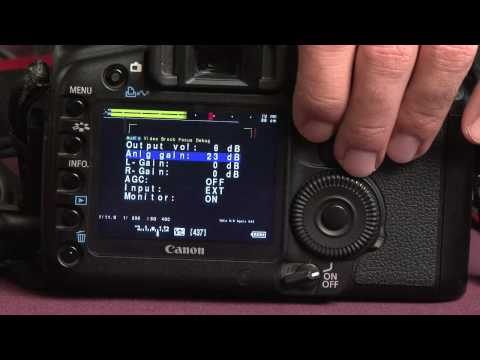 Ask Alex - Pro Audio with the Canon 5D Mk2