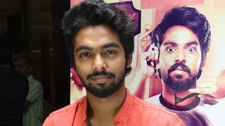 Watch G.V Prakash Reveals About the 36 Takes For a Liplock Scene Red Pix tv Kollywood News 06/Jul/2015 online
