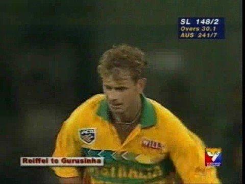 SRI LANKA Cricket - 1996 World Cup full