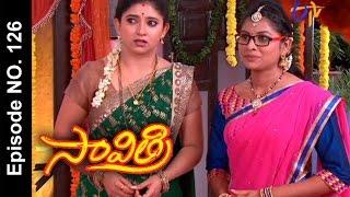 Savithri 29-08-2015   E tv Savithri 29-08-2015   Etv Telugu Serial Savithri 29-August-2015 Episode