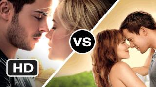 The Lucky One vs The Vow - Which Are You More Excited For? - HD Movie
