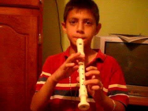 Aprende a tocar la flauta dulce