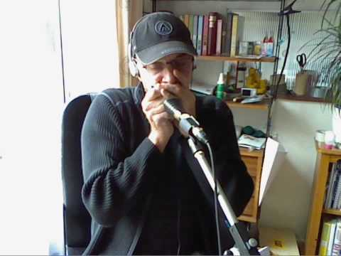 Fleetwood Mac-Albatross Harmonica Cover + Tab
