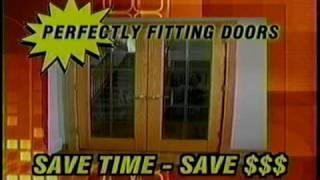 15 Sec EZ Hang Promo   YouTube. Ez Hang Exterior Door. Home Design Ideas