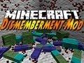Minecraft Mods - Dismemberment Mod (Amputation)