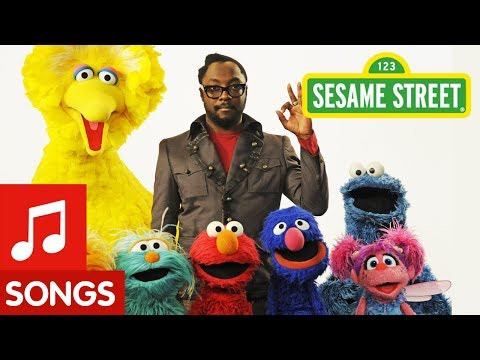 Sesame Street: Will.i.am-s Song What I Am