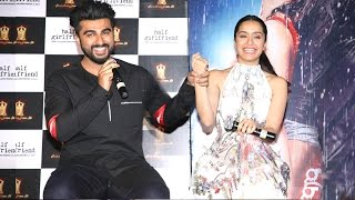 Half Girlfriend Trailer 2017 Launch | Arjun Kapoor, Shraddha Kapoor, Mohit Suri