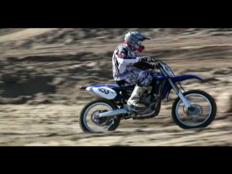 2010 Yamaha YZ450F First Test Video
