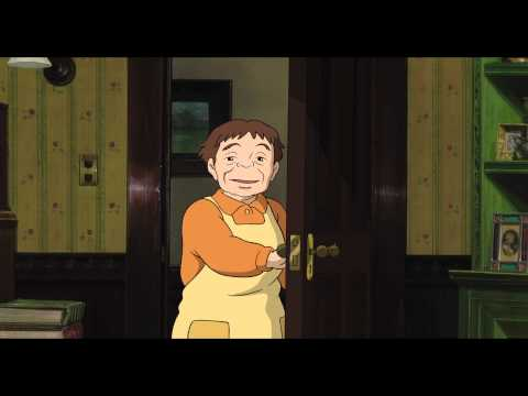 The Secret World of Arrietty - Hold On - TV Spot
