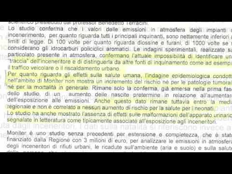 GCR TV - La giunta regionale Emilia-Romagna smentita sugli inceneritori
