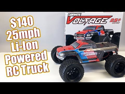 Budget & Beginner Friendly RC Monster Truck - ARRMA Granite Voltage Unboxing & Overview   RC Driver - UCzBwlxTswRy7rC-utpXOQVA