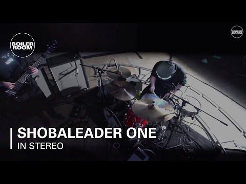 Shobaleader One  - Boiler Room In Stereo - UCGBpxWJr9FNOcFYA5GkKrMg