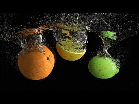 Create a Photorealistic Fruit Splash in Blender