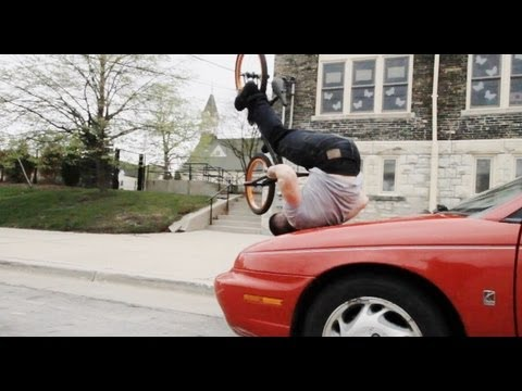 Bike Tricks - Tim Knoll