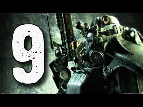 Let's Play Fallout 3 (GOTY) Part 9 Tranquility Lane