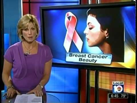 Miami ABC TV Breast Cancer Beauty