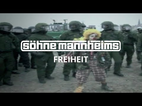 Söhne Mannheims - Freiheit [Official Video][HD]