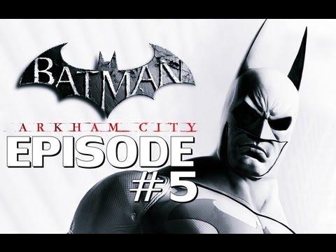 Batman: Arkham City / Episode 05 - Bane!