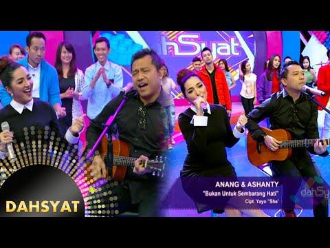 Bukan Untuk Sembarang Hati (Feat. Ashanty) [Live]