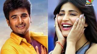 Watch SivaKarthikeyan To Romance Shruti Hassan Red Pix tv Kollywood News 26/Nov/2015 online