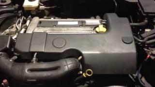 ДВС (Двигатель) Opel Vectra B Артикул 900049872 - Видео