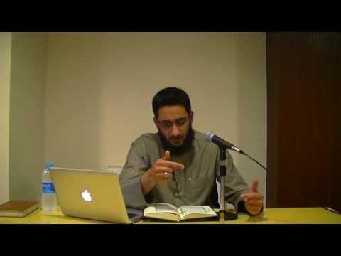 Tafseer Surah Yaseen - Lesson 9 - Ustadh Asim Khan