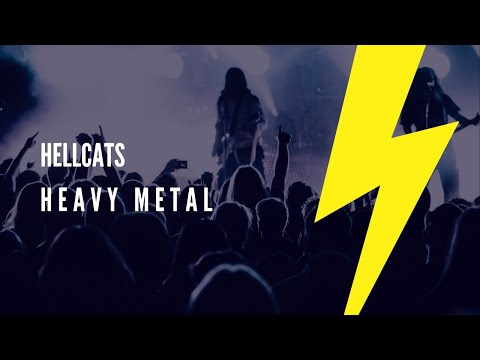 Hellcats ~ Heavy Metal....An All Female heavy Metal Band