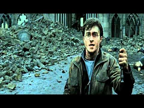 Harry Potter vs Voldemort [Final Battle] 1080p HD - Harry Potter and the Deathly Hallows Part 2