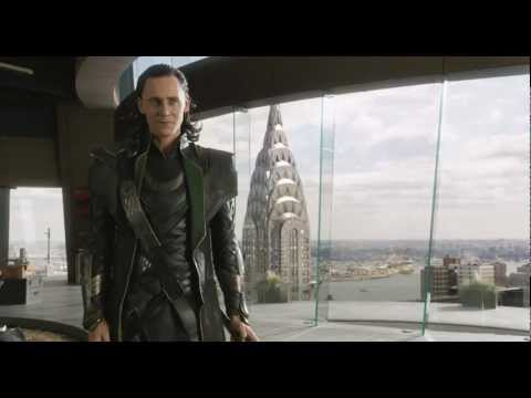 Marvel's The Avengers - Headcount clip - Official | HD