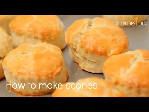 How to make scones - Scone recipe - Allrecipes.co.uk