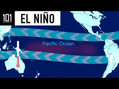 एल निनो म्हणजे काय?
