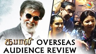 Kabali Overseas Audience Response | Rajini, Ranjith | Movie Review Kollywood News 22-07-2016 online Kabali Overseas Audience Response | Rajini, Ranjith | Movie Review Red Pix TV Kollywood News
