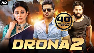 Drona 2 (2016) South Dubbed Hindi Full Movie  Nitin, Priyamani, Rakhi Sawant