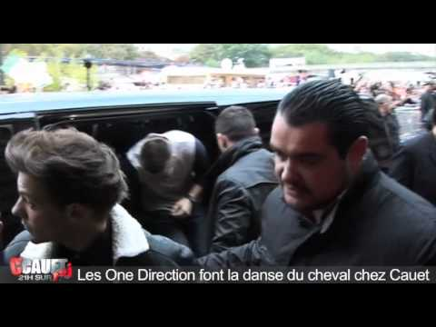 Les One Direction font la danse du cheval chez Cauet - C'Cauet sur NRJ