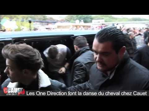 Les One Direction font la danse du cheval chez Cauet - C'Cauet sur NRJ