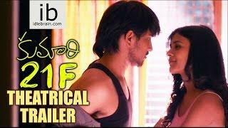 Kumari 21F   Theatrical Trailer - idlebrain.com