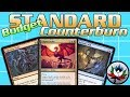 MTG - $25 Budget U/R Counterburn Standard Deck Tech for Magic: The Gathering – Rivals of Ixalan!