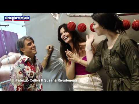 Expresiones - Portada del 23 de Diciembre - Susana Rivadeneira & Fabrizio Celleri