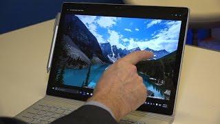 Vidéo : Prise en main Microsoft Surface Book