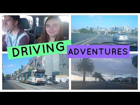 Driving Adventures: Episode 1