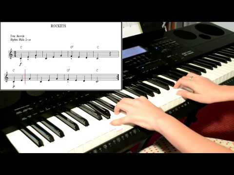 Tự Học Đàn Organ - Bài 5