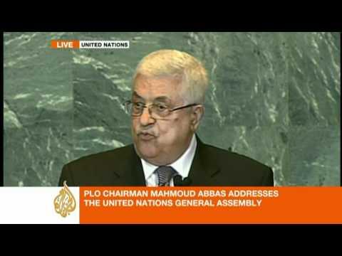 Mahmoud Abbas- speech at the UN [part 1/3]