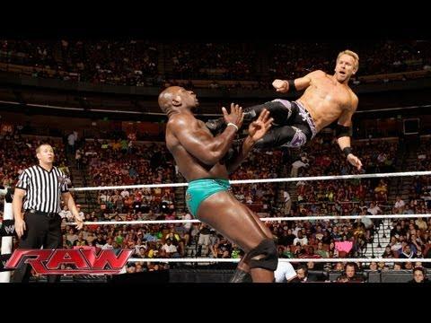 Christian vs. Titus O'Neil: Raw, July 22, 2013