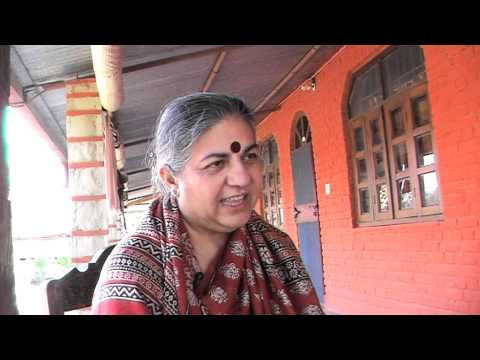 VANDANA SHIVA: Traditional Knowledge, Biodiversity and Sustainable Living