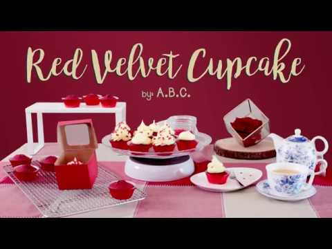 RED VELVET CUPCAKE (with costing)