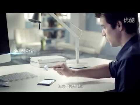 شاهد بالفيديو.. أول هاتف بالعالم بتقنية الصور المجسمة- هولوغرافيك