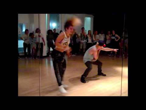Chris Brown - Crazy Choreography by: Dejan Tubic &amp; Janelle Ginestra
