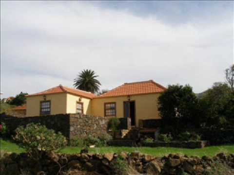 Casa Rural Los Hondos con certificado Biosphere House. La Palma Canarias
